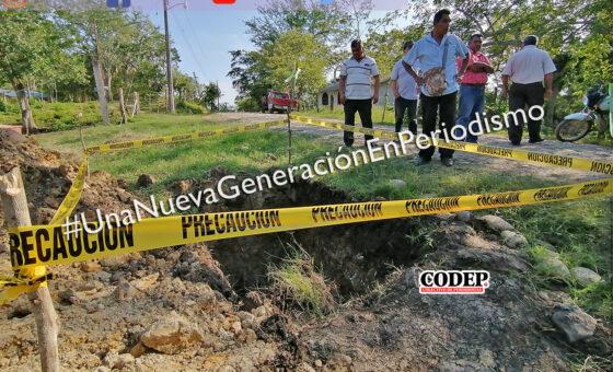 Intentaban sacar oro; fueron descubiertos y retenidos, en Tantoyuca   LVDT