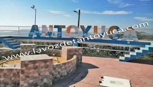 Desconocidos vandalizan letra turística   LVDT