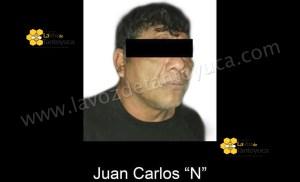 Detienen a presunto responsable de la privación de libertad de político ejecutado en Pánuco   LVDT