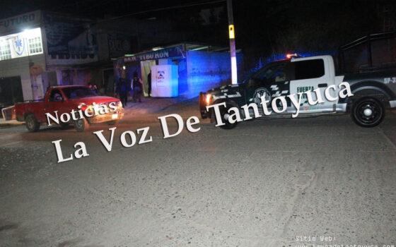 Implementan operativos de seguridad en bares y cantinas, en Tantoyuca | LVDT