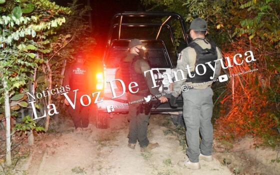 Amarran a loco sujeto; macheteó a una pareja en Tantoyuca | LVDT