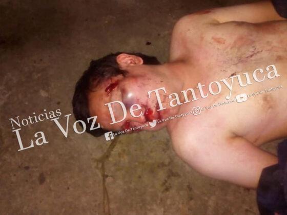 Linchan a ladrón tras asesinar a un anciano en Ixtaczoquitlán