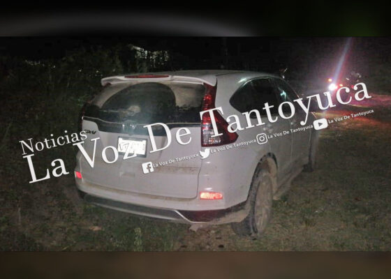 Localizan camioneta abandonada en la colonia Las Casitas | LVDT