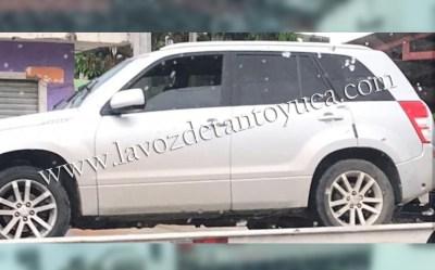Aseguran camioneta involucrada en supuesto intento de secuestro | LVDT