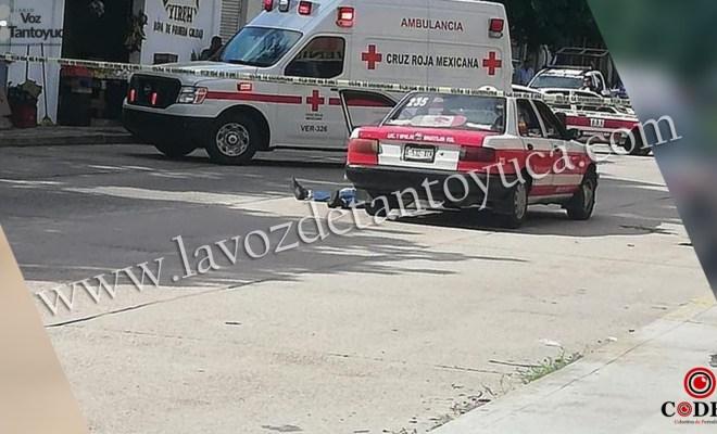 Asesinan a taxista en Minatitlán   Redes Sociales