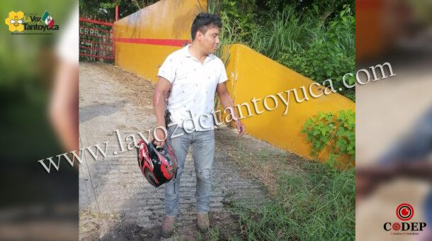 Resultan lesionados tras accidente de moto | LVDT