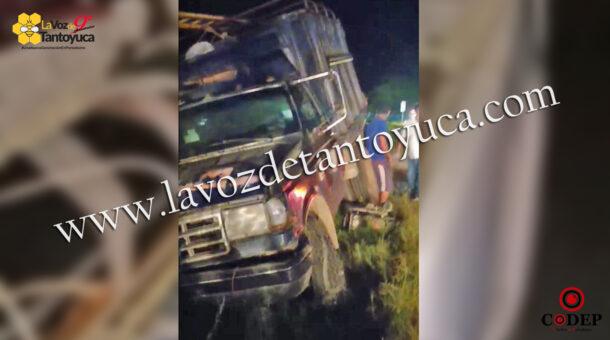 Accidente en Chicontepec deja 7 lesionadas, entre ellos un niño   LVDT