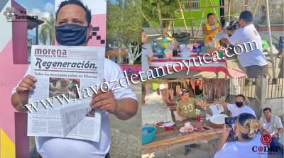 En Chalma la 4 transformación será una realidad: Roque Flores | LVDT