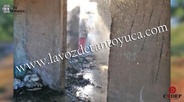 Muere hombre calcinado al interior de su vivienda, en Pánuco | LVDT