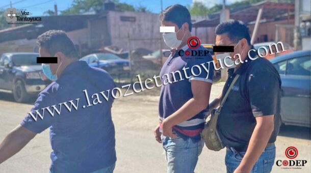 Detienen a presunto abigeo en Tempoal | LVDT