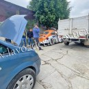 Imprudente conductor provoca percance vial | LVDT