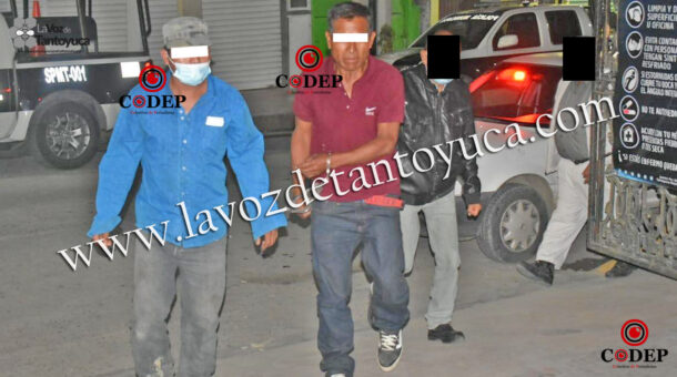 Los detiene la Policía Ministerial por conducir en completo estado de ebriedad | LVDT