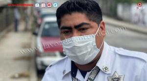 Luis Ricardo Valdés Alor, Comandante de Tránsito Municipal | LVDT