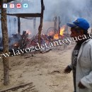 Humilde vivienda termina reducida a cenizas, en Tantoyuca   LVDT