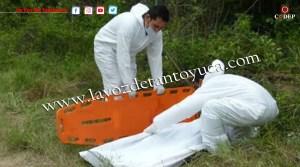 Hallan muerta a ama de casa reportada como desaparecida | LVDT