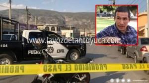 Matan en Monterrey a un oficial de la FC, originario de Tempoal