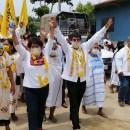 Amuzgueños respaldan el proyecto Camerino García Bernabé | LVDT