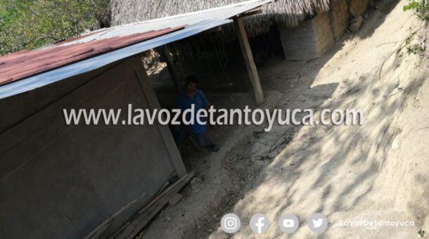 Campesino se ahorca en su vivienda, en Tantoyuca