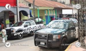 Regresa la Fuerza Civil a Tantoyuca   LVDT