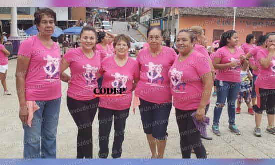 Realiza DIF Chicontepec acciones contra el Cáncer de Mama   LVDT