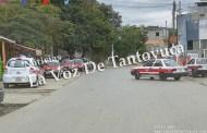 Pausan convenio entre taxistas de Tantoyuca y Platón Sánchez