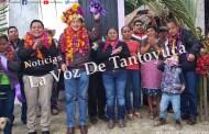 Alcalde entrega 30 cuartos dormitorios en Xaltepec