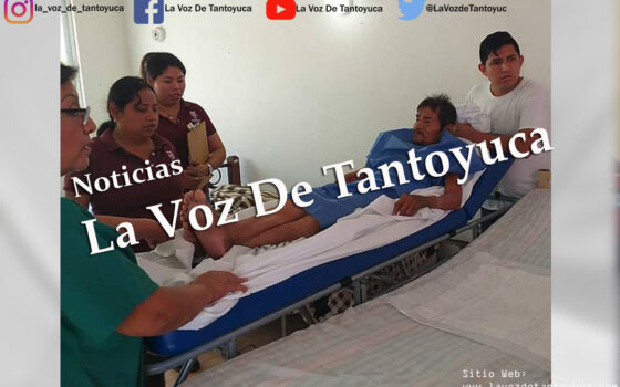 DIF Poza Rica resguarda a anciano de Jaltocan abandonado   LVDT