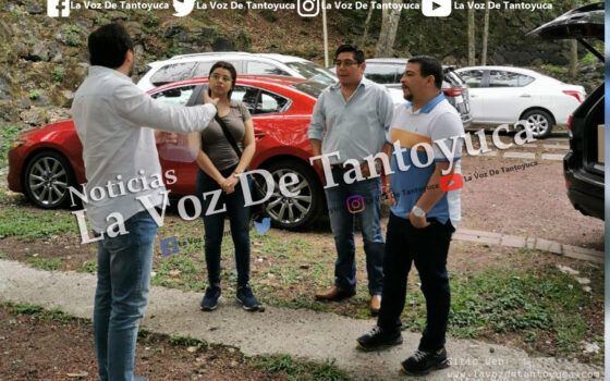 Esteban Ramírez y Juan Javier Gómez Cazarín atienden llamado ante emergencia sanitaria | LVDT