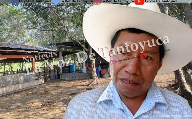 Hombres armados intentan secuestrar a Quintín Mendoza Nicolás, en Tantoyuca