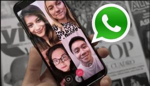 WhatsApp permitirá llamadas grupales con 8 personas | LVDT
