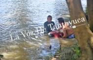 Rescatan cuerpo de joven ahogado en el río Calabozo