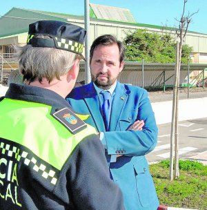 La unidad de la Policía de Barrio comienza a funcionar