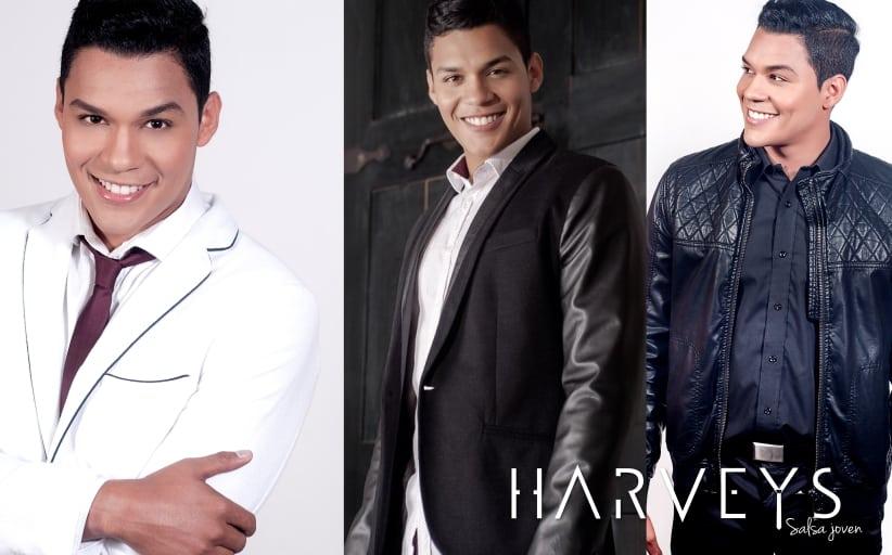 """HARVEYS """"LA NUEVA REVELACIÓN DE LA SALSA"""""""