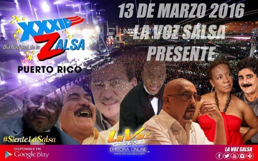LA VOZ ESTARÁ PRESENTE EN EL DÍA NACIONAL DE LA SALSA EN PUERTO RICO