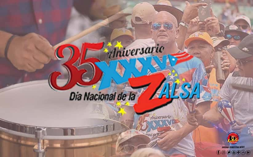 Así vivió ZETA 93 el Día Nacional de la Zalsa 2018