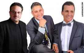 Amilcar Boscan, Willie Crespo y Erick Franchesky > LA TRILOGÍA DE LA SALSA