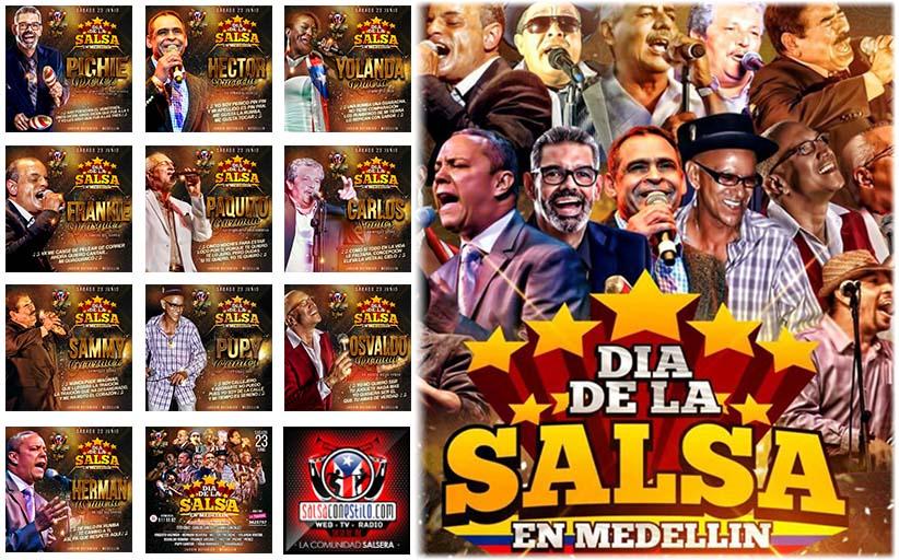 Día De La Salsa en Medellín
