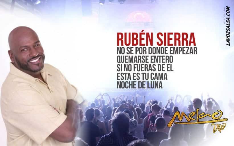 """RUBÉN SIERRA """"NOCHE DE GALA"""" ANIVERSARIO MELAO VIP"""