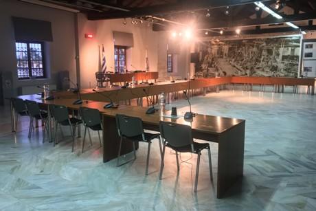 Πρόσκληση στην 7η Συνεδρίαση του Δημοτικού Συμβουλίου του Δήμου Λαυρεωτικής