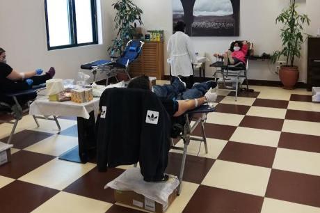 140 φιάλες αίματος συγκέντρωσαν στην Τράπεζα Αίματος Κερατέας