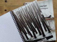 notatbok skriblerier 5