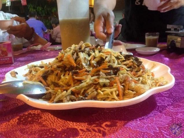 Noodles fritos