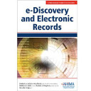 E-Discovery and Electronic Records book cover