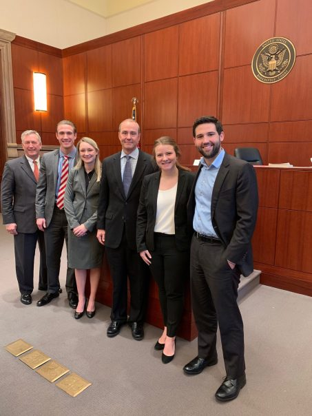 Duberstein Bankruptcy team members