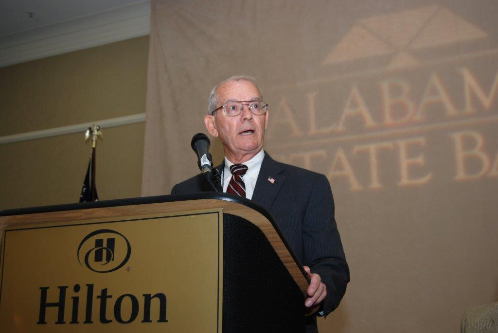 The Alabama State Bar recently honored Judge Joseph Colquitt and other Law  School alumni during the 2014 Annual Meeting in Destin, Florida. 71489951a166