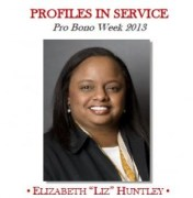 Profiles In Service  - Liz Huntley
