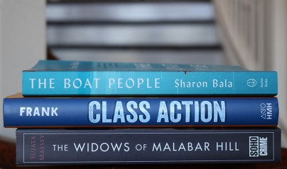 The Boat People, Class Action, The Widows of Malabar Hill