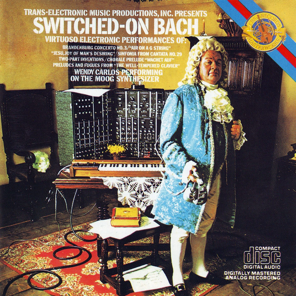 Bach To The Future at Brown University