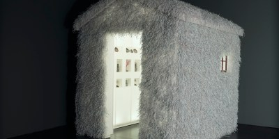 Joan Backes, Paper House, at Yellow Peril Gallery