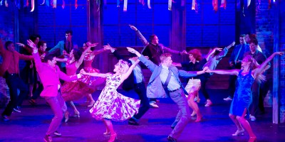 West Side Story at Theatre By The Sea, Summer 2016